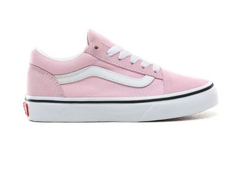 Vans Youth Old Skool Lilac Snow/True White