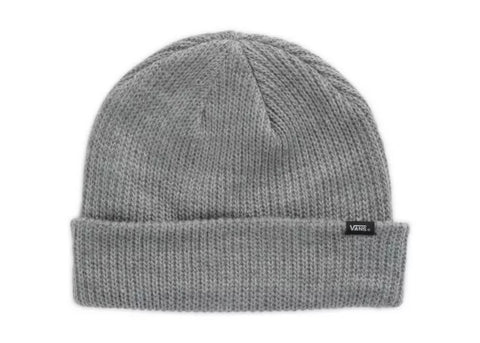 Vans Core Basics Beanie Heather Grey
