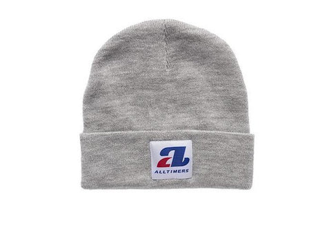 Alltimers Russ Beanie Heather Grey