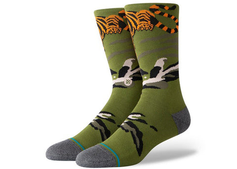 Stance Big Cat Green