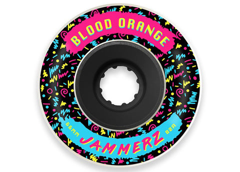 Blood Orange Jammers 66mm 82a