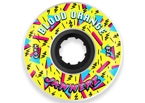 Blood Orange Jammers 60mm 82a