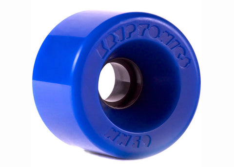Kryptonics Star Trac bleu 65mm