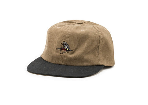 Bohnam Dry Fly 5 Panel Cap Earth