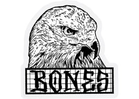 Bones Nightwatch Hawk Sticker