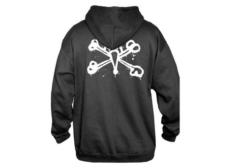 Bones Hoody Back it