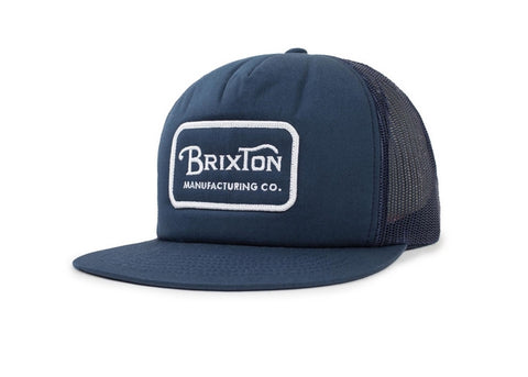 Brixton Grade Mesh Light Navy
