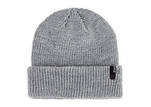 Brixton Lil Heist Beanie Light Heather Grey