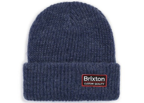 Brixton Palmer II Beanie Heather Denim