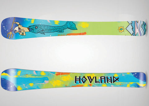 Hovland Bubba Sub for Bi-Level Snowskate