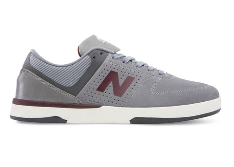 New Balance 533 V2 Grey/Burgundy