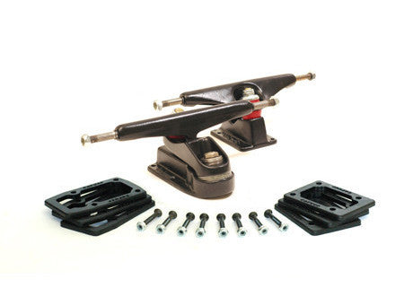 Carver C7 6.5 truck set black