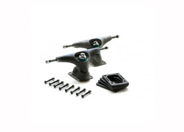 Carver Inverted CX 6.5 Black truck set
