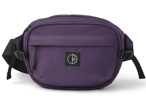 Polar Cordura Hip Bag Purple