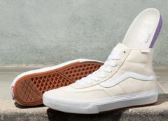 Vans Crockett High Pro Antique White