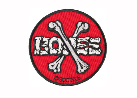 Bones Cross Bones Patch