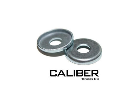 Caliber Small Cupped Washers