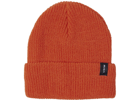 RVCA Dayshift III Beanie Orange