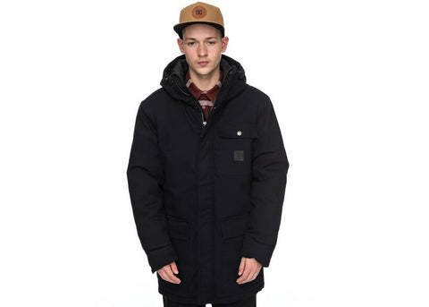 DC Canongate Jacket Black