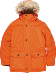 Element Explorer Parka Jacket Burnt Ochre