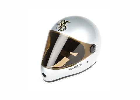Casque Sector 9/Predator The Draft Silver