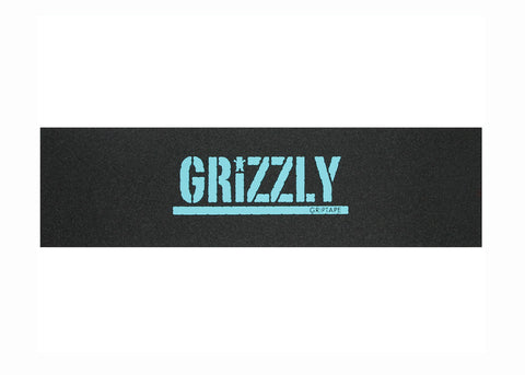 Griptape Grizzly Stamp Diamond Blue