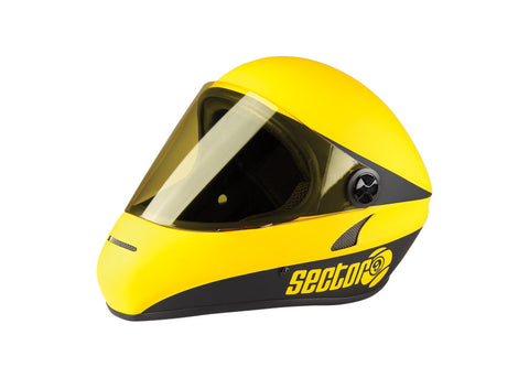Casque Sector 9 The Drift Yellow