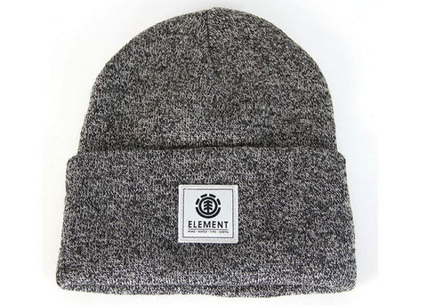 Element Dusk Beanie Ash Grey