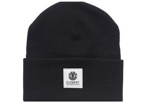 Element Dusk Beanie Flint Black