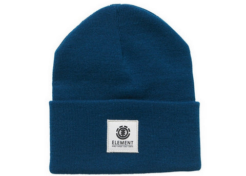 Element Dusk Beanie Moroccan Blue