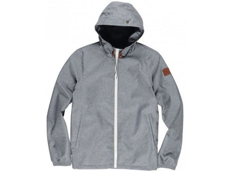 Element Boys Alder Jacket Grey Heather