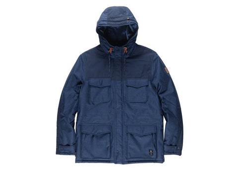 Element Hemlock Jacket Eclipse Navy Heather