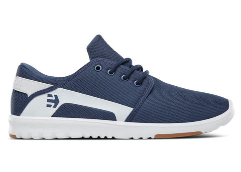 Etnies Scout Dark Blue/White