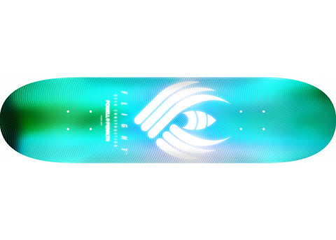 Powell Peralta Flight Glow Turquoise -Shape 243- 8.25