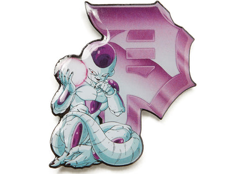 Primitive DBZ Frieza Dirty P Pin Purple