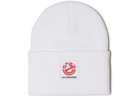 Element Ghostbusters Beanie White
