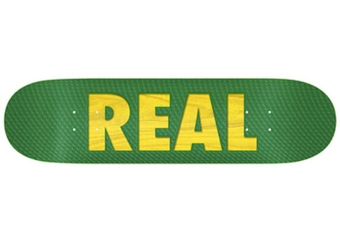 Real Bold Series Green 8.38