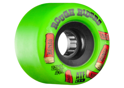 Bones ATF Rough Riders Shotgun Green 59mm