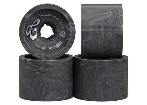 Cadillac Cruiser Smoke Marble 70mm