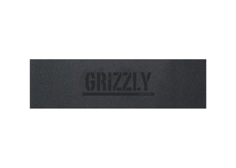 Griptape Grizzly Stamp Black