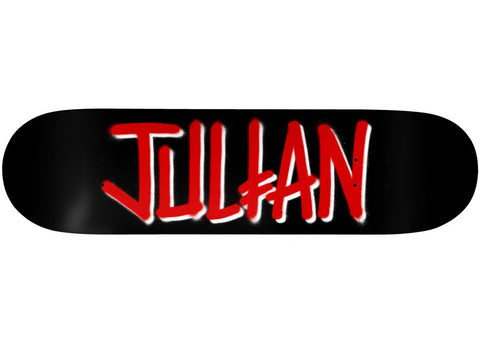 Deathwish Julian Davidson Gang Name 8.0