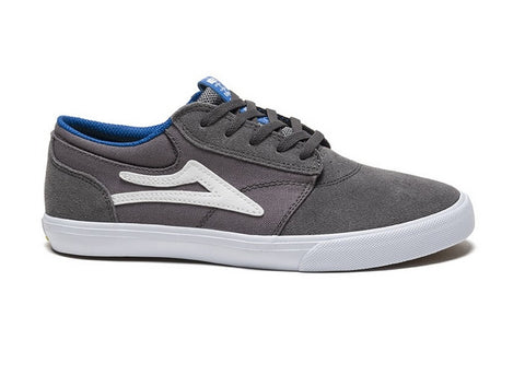 Lakai Griffin Kids Grey Suede