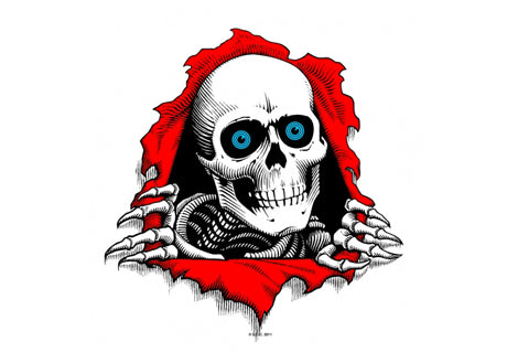 Powell Peralta Ripper Sticker