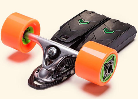 Loaded X Unlimited Cruiser Electric Kit
