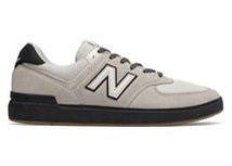 New Balance AC 574 Light Aluminium with Black