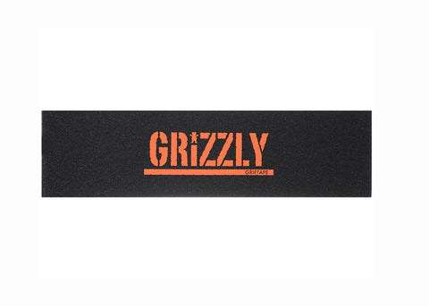 Griptape Grizzly Stamp Orange