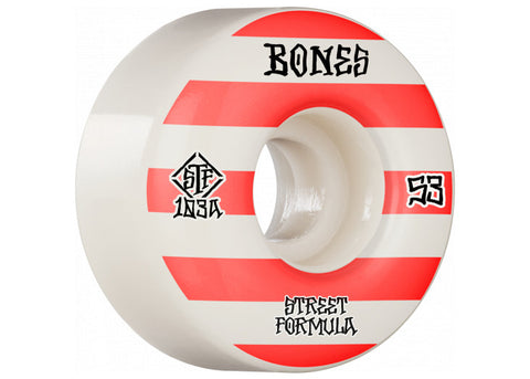 Bones STF Patterns Wides 52MM & 53MM & 54MM V4 103A