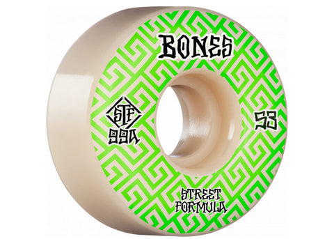 Bones STF Patterns Locks 52MM & 53MM V2 99A