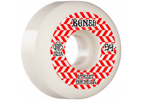 Bones STF Patterns Sidecuts 52MM & 54MM V5 103A