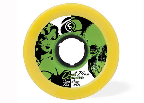 Sector 9 Dual Duro 74mm